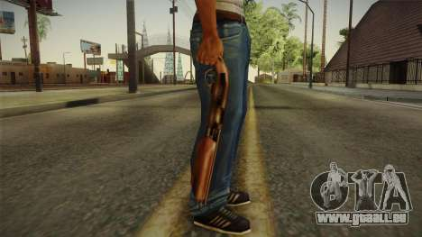 Silent Hill 2 - Sawnoff pour GTA San Andreas