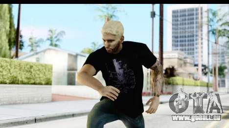 Blonde Messi für GTA San Andreas