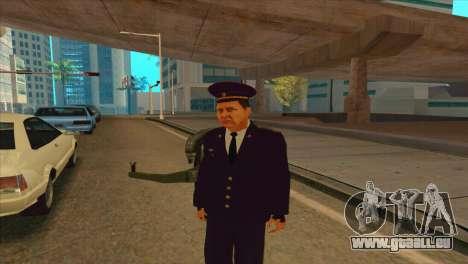 Karpow v2 für GTA San Andreas zweiten Screenshot