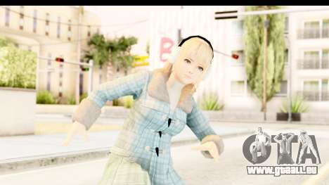 DoA 5: LR - Marie Rose Sweater pour GTA San Andreas