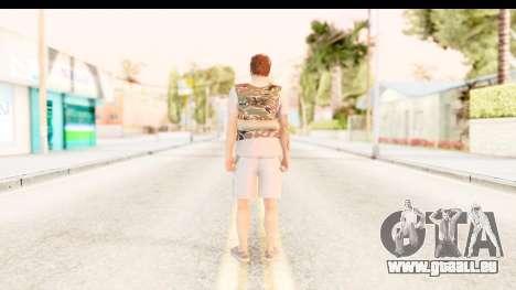 GTA 5 Random Skin 5 pour GTA San Andreas troisième écran