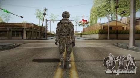 Multicam US Army 4 v2 pour GTA San Andreas troisième écran