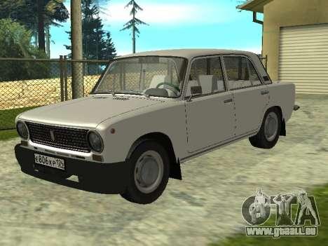 VAZ 21013 124RUS pour GTA San Andreas