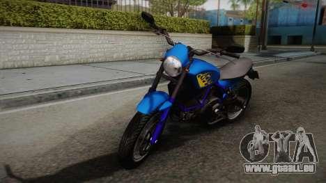 GTA 5 Pegassi Esskey pour GTA San Andreas