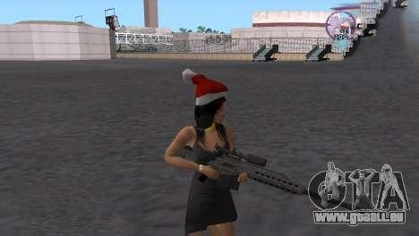 Heavysniper rifle pour GTA San Andreas huitième écran