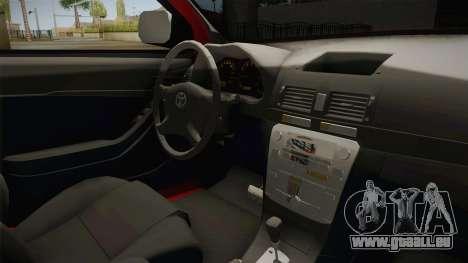 Toyota Hilux 2010 Venezolana de Off Road für GTA San Andreas Innenansicht