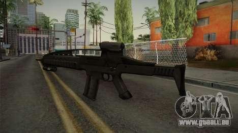 XM8 pour GTA San Andreas troisième écran