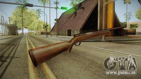 Silent Hill 2 - Rifle für GTA San Andreas zweiten Screenshot