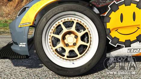 GTA 5 Mazda MX-5 (ND) RADBUL Mango [replace] arrière droit vue de côté
