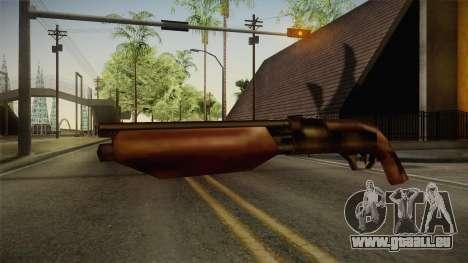 Silent Hill 2 - Sawnoff pour GTA San Andreas deuxième écran