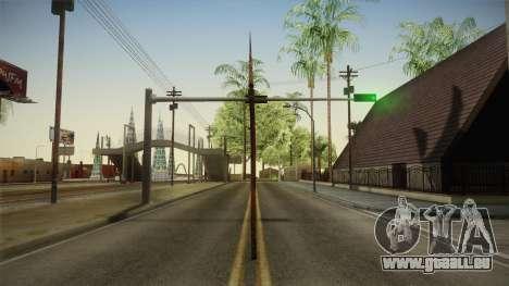 Silent Hill 2 - Weapon 4 für GTA San Andreas zweiten Screenshot