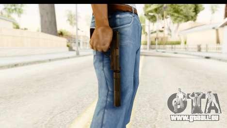 CS:GO - USP Silenced pour GTA San Andreas troisième écran