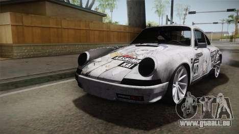 Porsche Carrera RS 1979 Kashima Kai Itasha pour GTA San Andreas