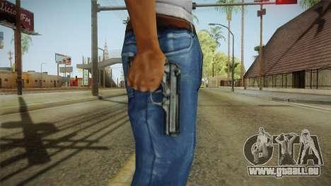 Silent Hill 2 - Pistol 1 pour GTA San Andreas troisième écran