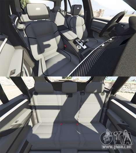 GTA 5 BMW X5 M (E70) 2013 v1.2 [add-on] volant