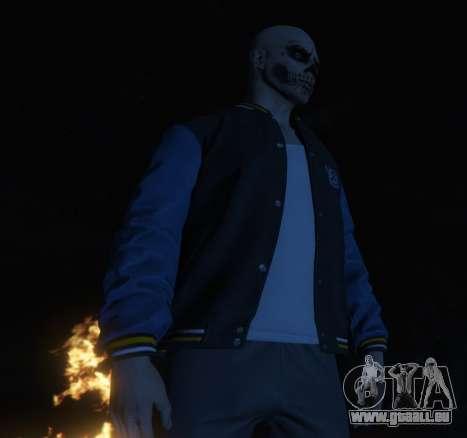 Suicide Squad El Diablo pour GTA 5