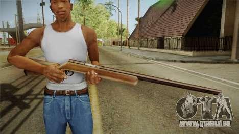Silent Hill 2 - Rifle pour GTA San Andreas troisième écran