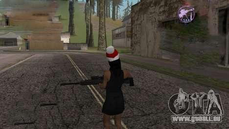 Heavysniper rifle pour GTA San Andreas cinquième écran