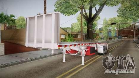Trailer Americanos v1 pour GTA San Andreas