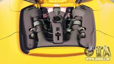 GTA 5 Ferrari 488 Speedster 2016 [replace] rechte Seitenansicht