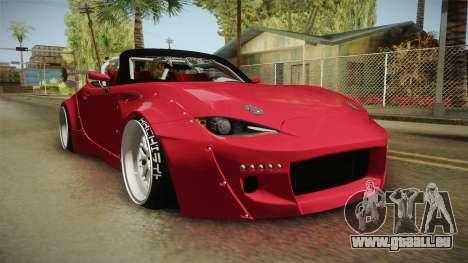 Mazda MX-5 2016 Hachiraito für GTA San Andreas