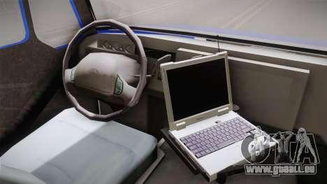 International Terrastar Ambulance 2014 für GTA San Andreas Innenansicht
