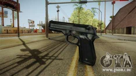 Silent Hill 2 - Pistol 1 pour GTA San Andreas deuxième écran