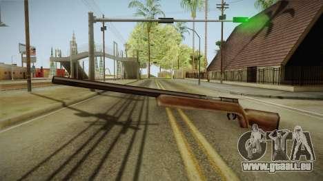 Silent Hill 2 - Rifle für GTA San Andreas