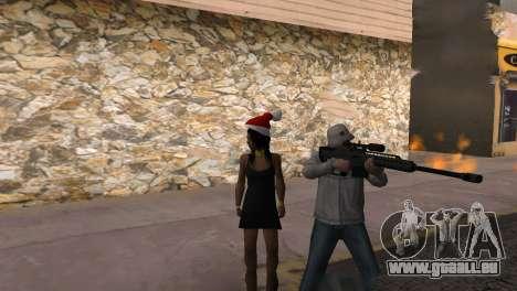 Heavysniper rifle pour GTA San Andreas sixième écran