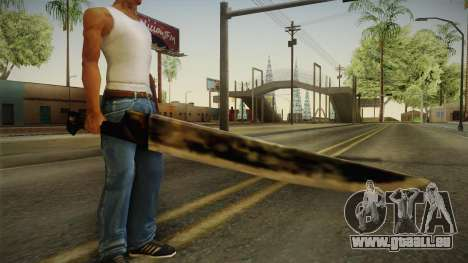 Silent Hill 2 - Weapon 2 für GTA San Andreas