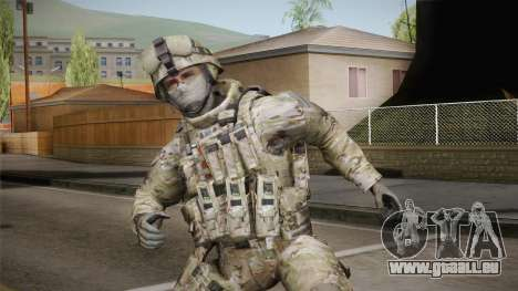 Multicam US Army 4 v2 pour GTA San Andreas