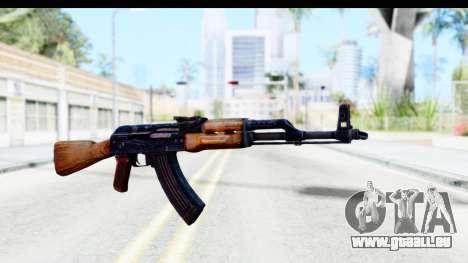 Kalashnikov AKM für GTA San Andreas