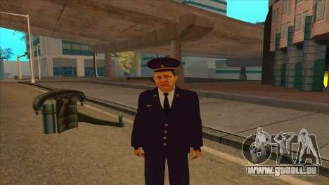 Karpow v2 für GTA San Andreas dritten Screenshot