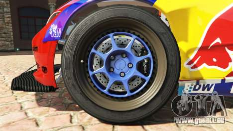 GTA 5 Mazda MX-5 (ND) RADBUL Mad Mike v1.1 [replace] hinten rechts