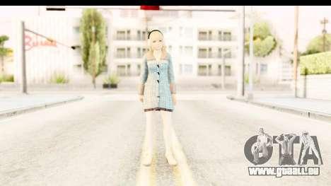 DoA 5: LR - Marie Rose Sweater pour GTA San Andreas deuxième écran