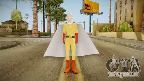 Saitama v2 pour GTA San Andreas deuxième écran