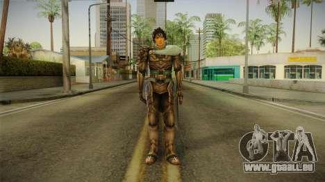 Warriors Orochi 3 - Zhao Yun (DW6) pour GTA San Andreas deuxième écran