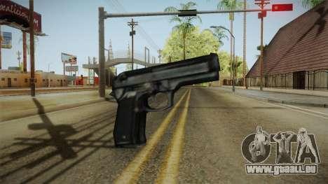 Silent Hill 2 - Pistol 1 pour GTA San Andreas