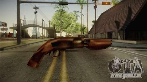 Silent Hill 2 - Sawnoff für GTA San Andreas dritten Screenshot