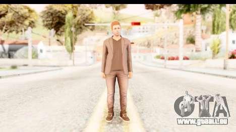 GTA 5 Random Skin 4 pour GTA San Andreas deuxième écran
