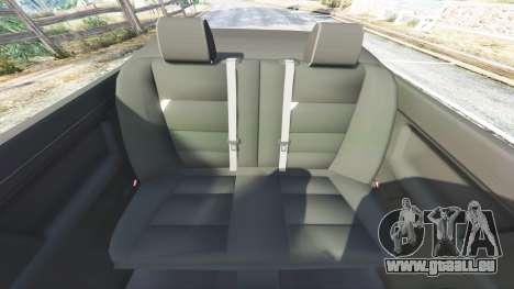GTA 5 BMW 328i (E36) M-Sport [replace] Lenkrad