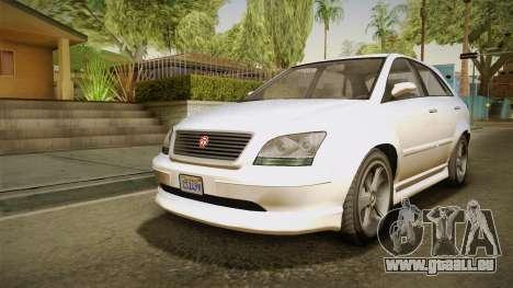 GTA 5 Emperor Habanero IVF für GTA San Andreas