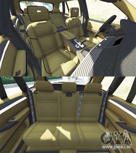 GTA 5 BMW X5 M (E70) 2013 v0.3 [replace] Lenkrad