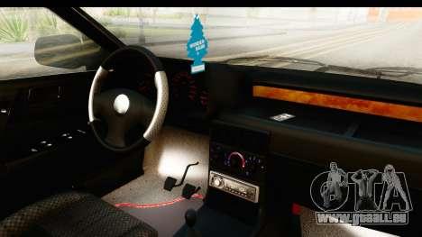 Rover 220 Kent 2 für GTA San Andreas Innenansicht