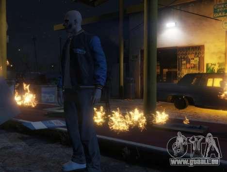 GTA 5 Suicide Squad El Diablo dritten Screenshot