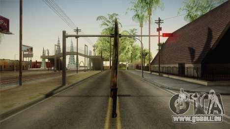 Silent Hill 2 - Weapon 2 pour GTA San Andreas troisième écran