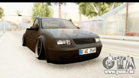 Volkswagen Bora Pickup für GTA San Andreas rechten Ansicht
