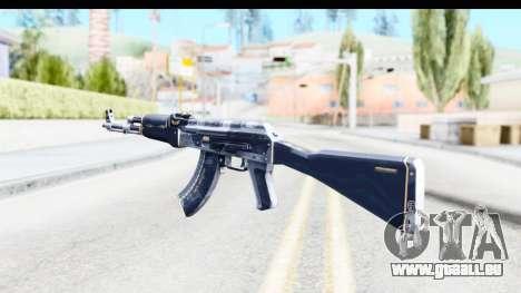 AK-47 Elite Build pour GTA San Andreas deuxième écran