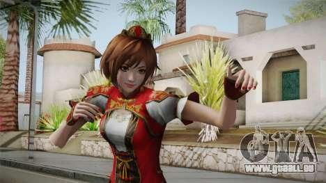 Dynasty Warriors 8 - Sun ShangXiang Remade für GTA San Andreas