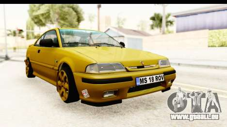 Rover 220 Gold Edition pour GTA San Andreas